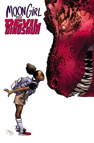 oon Girl and Devil Dinosaur #1 cover art
